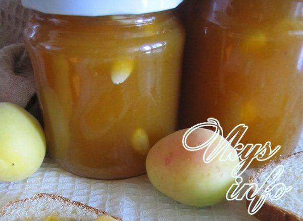 Как приготовить абрикосовый джем в домашних условиях 309