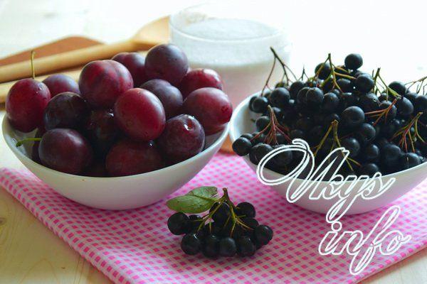 варенье из черноплодной рябины в мультиварке рецепты