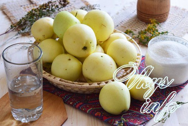 Пастила яблочная рецепт