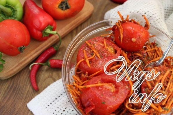 маринованные баклажаны с морковью быстрого приготовления рецепт с фото