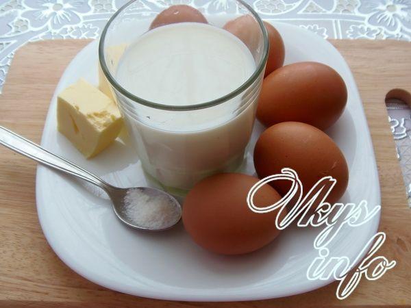 Как приготовить крем для вафельных трубочек домашних условиях
