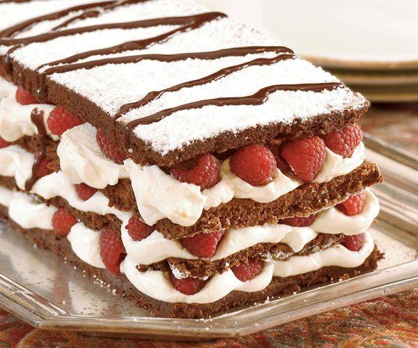 Десерт печенье маскарпоне сливки 9