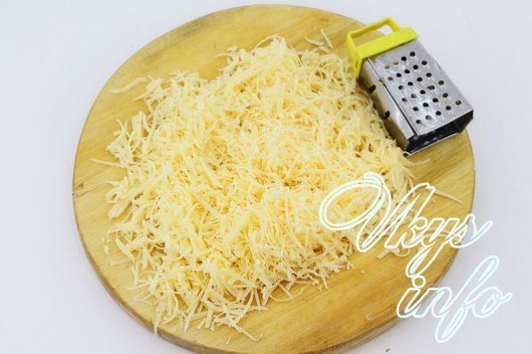 салат мимоза рецепт с консервой и сыром и картофелем