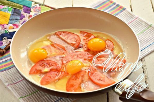 Как вкусно приготовить омлет с молоком на сковороде рецепт с пошагово