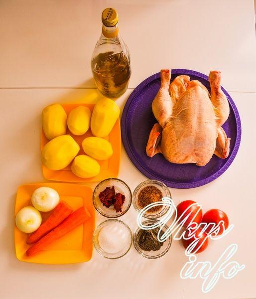Как приготовить суп с белой фасолью и курицей