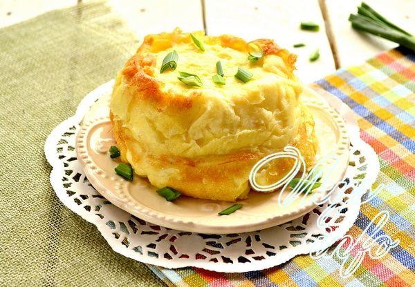 рецепт булочек в духовке пышный