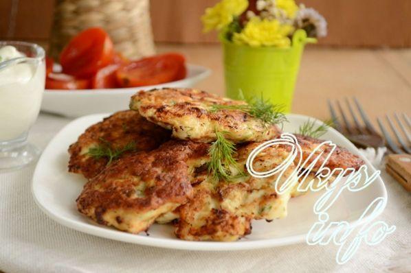 куриные растрепки пошаговый рецепт