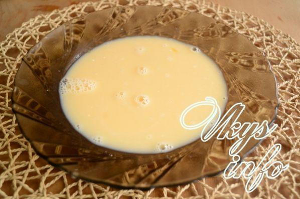 гренки в яйце с молоком рецепт с фото