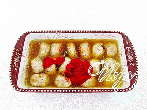котлеты ежики в духовке рецепт с фото