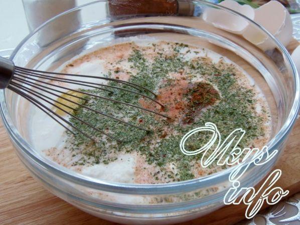 zapekanka iz makaron s syrom i jаicom 5