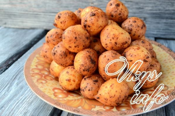Картофель с сушеными грибами рецепты