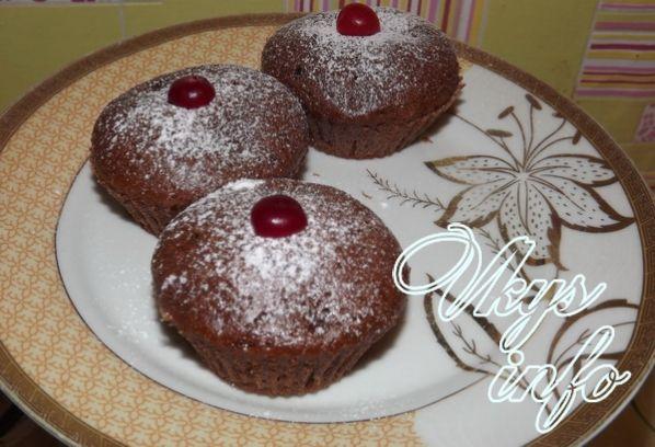 Кекс шоколадный на сметане рецепты с фото