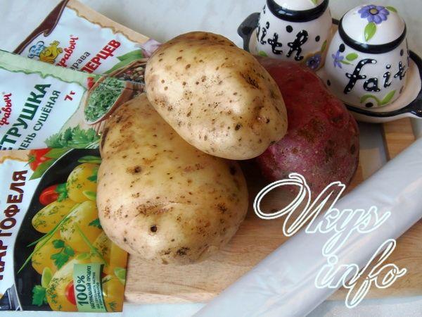 Как запечь картофель в микроволновке в пакете