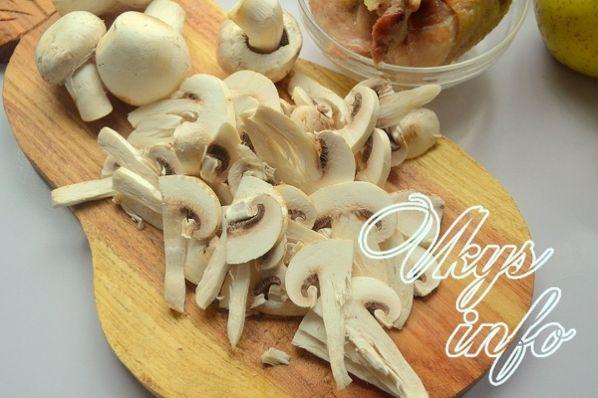 салат черепашка рецепт с фото пошагово
