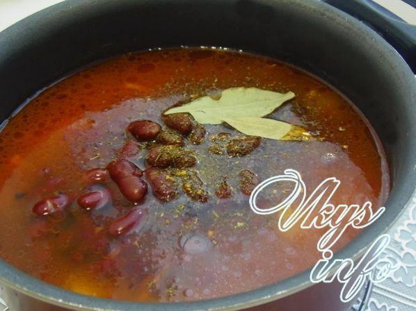 sup s konservirovannoi fasolyu 12