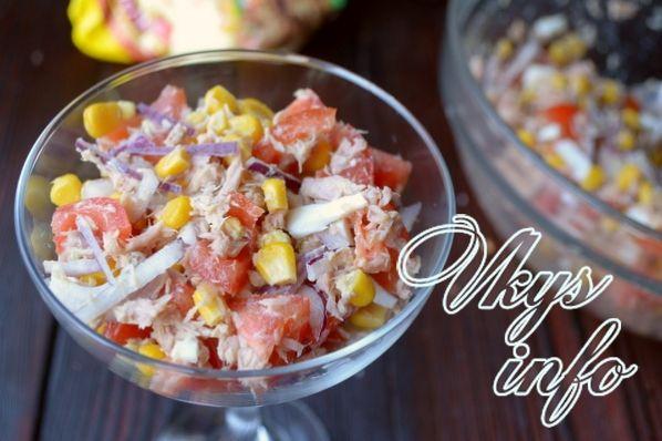 salat s tuncom i pomidorami 9