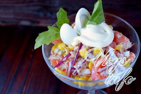 salat s tuncom i pomidorami 11