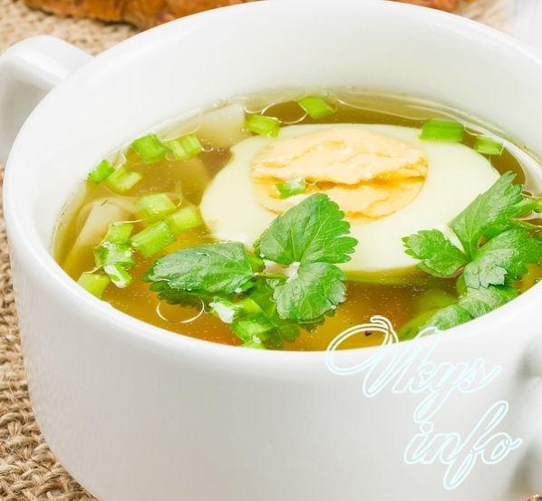куриный суп с картошкой рецепты с фото