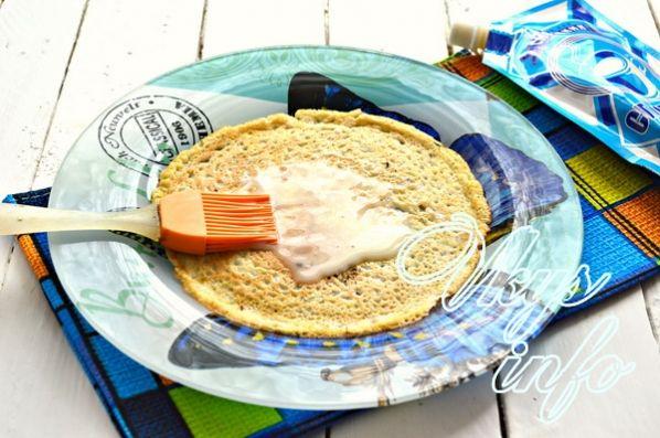 Торт блинный со сгущенкой рецепт с фото пошагово  1000menu
