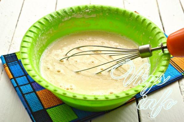 Как приготовить блинный торт со сгущенкой