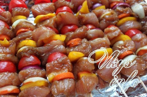 Шашлык из филе индейки рецепты с фото