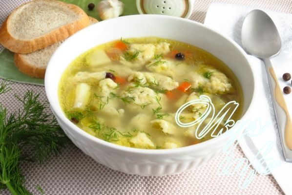 sup s galushkami 102