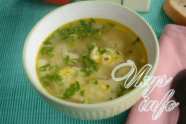 sup s galushkami 9