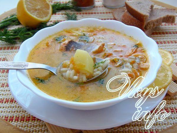 суп рецепт рыбный при панкреатита