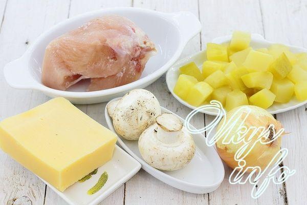 Рецепт салата с курица с ананасами рецепт с фото классический