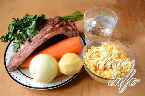 Блюда из тёртого картофеля с мясом