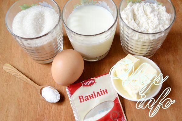 печенье на скорую руку из сгущенного молока
