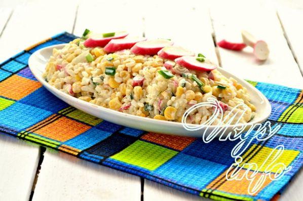 klassik salat iz krabovyh palochek s risom itog-2