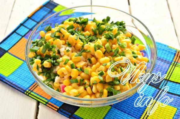 klassik salat iz krabovyh palochek s risom 6