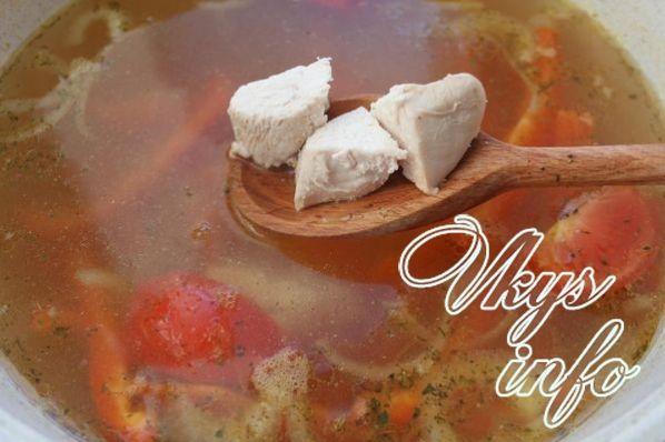 пирог из бездрожжевого слоеного теста в духовке рецепт пошагово в