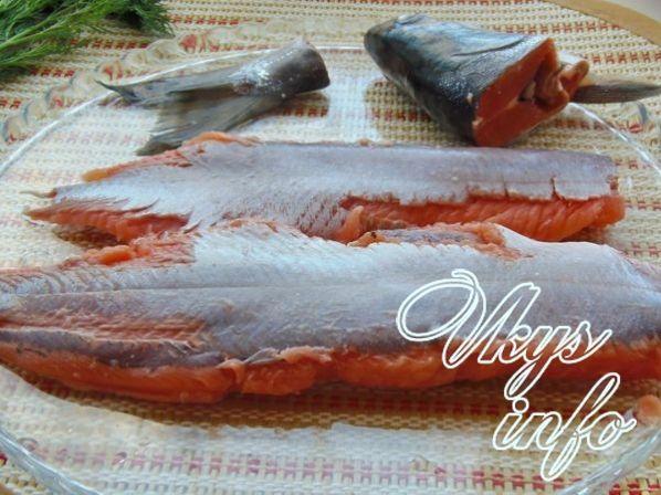 Рецепт рыбного супа из филе рыбы
