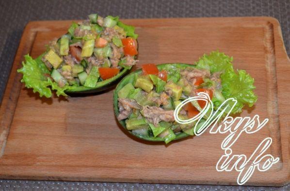 salat iz konservirovannogo tunca 101