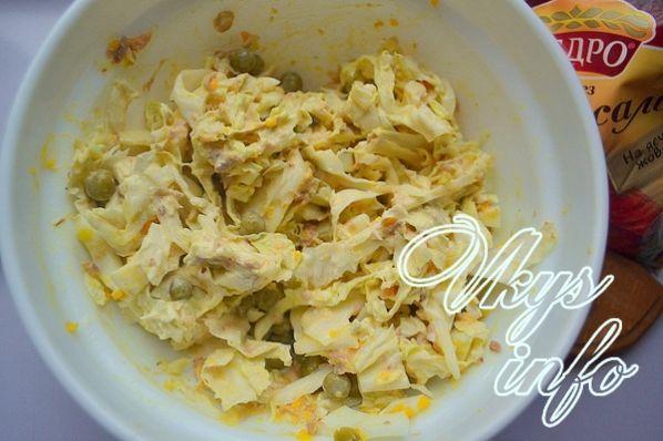 salat iz konservirovannogo tunca 6