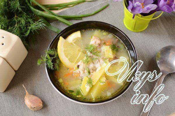 рецепт суп из сайры консервы рецепт с фото пошагово