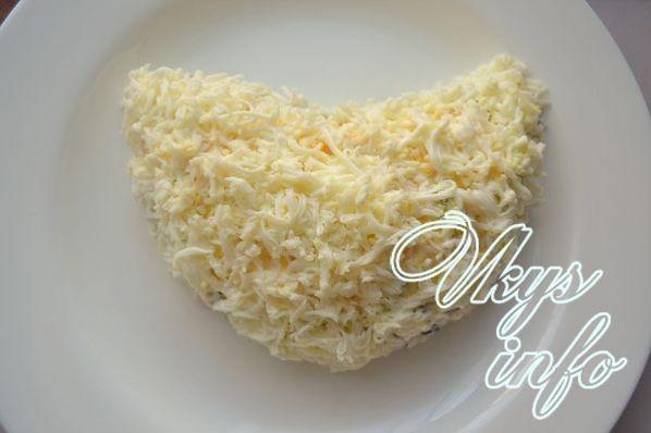 Салат курочка ряба рецепт с фото с грибами и курицей