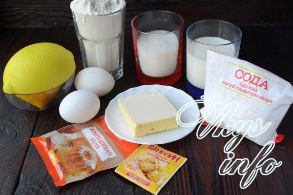 бисквит на 3 яйца рецепт в духовке