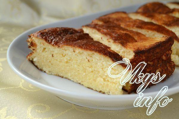 Творожники с манкой - пошаговый рецепт с фото на Повар.ру