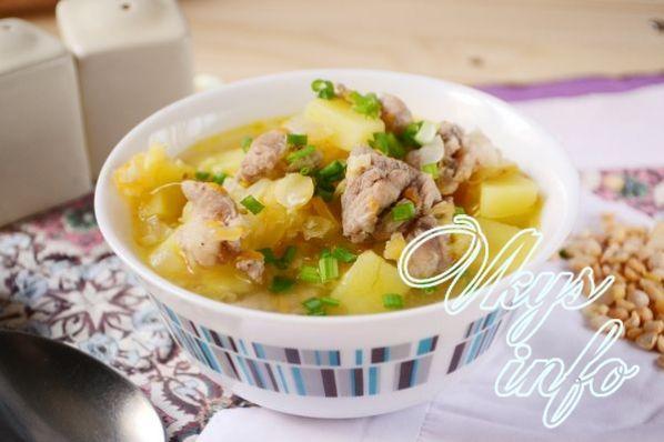 рецепт суп гороховый из свинины рецепт с фото