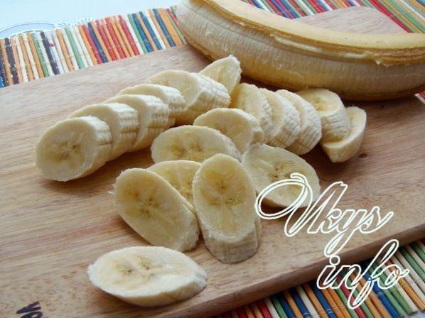 tvorozhnajа zapekanka s bananom 7
