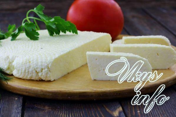Как сделать домашний сыр и брынзу 58