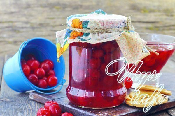 Джем из китайской вишни рецепт — pic 9