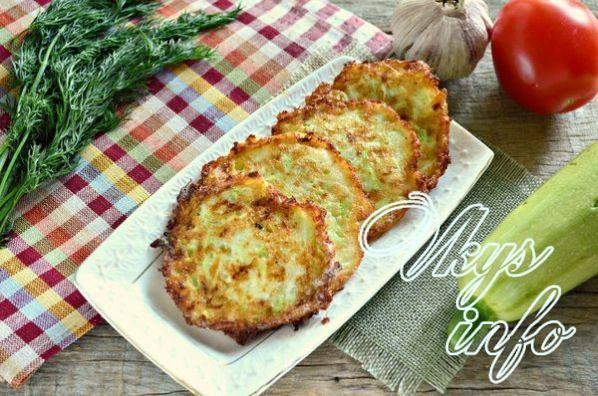Как сделать драники с картошкой и сыром