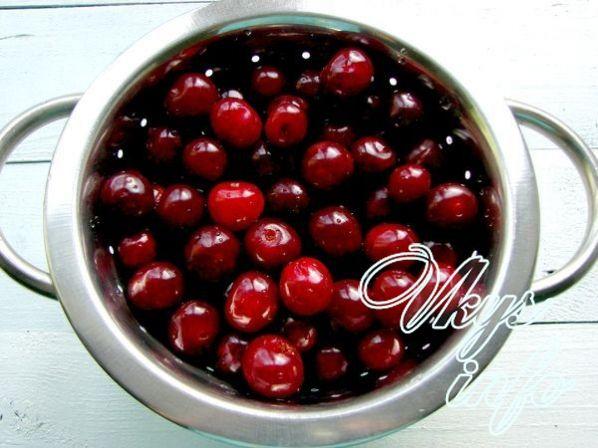 Варенье из вишни без косточек на зиму простой рецепт