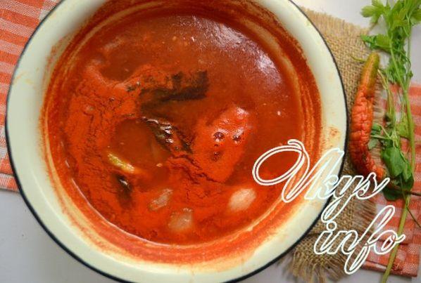 Рецепт простого кетчупа в домашних условиях 147