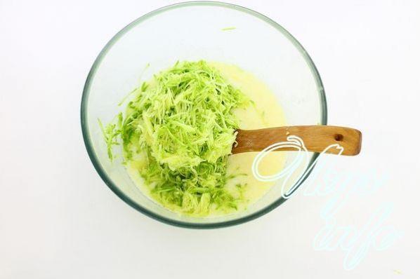 Пышные кабачковые оладьи рецепт с фото