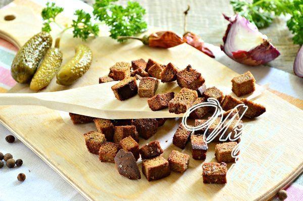 Кириешки домашние рецепт с фото пошаговый Едим Дома 84